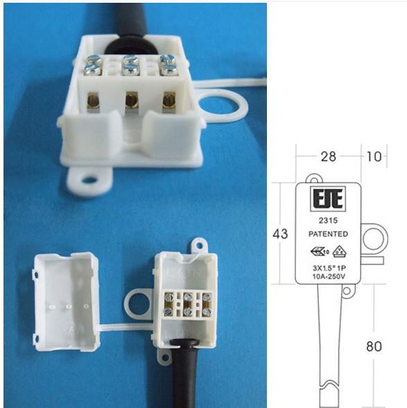 eje2315接线盒